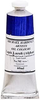 Michael Harding Artist Oil Colors - Lapis lazuli - 40ml Tube