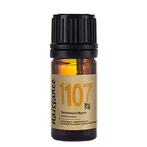 Naissance Sándalo Indio (Mysore) - Aceite Esencial 100% Puro - 2ml