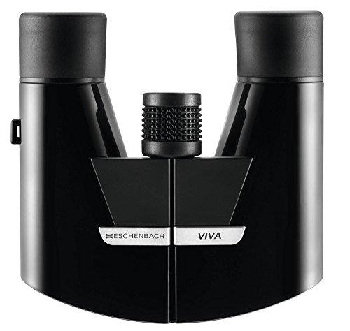 Eschenbach viva 6x15 prismáticos negro