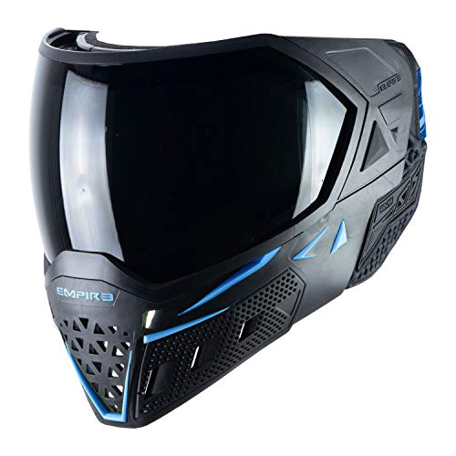Empire EVS Thermal Paintball Mask - Black / Navy