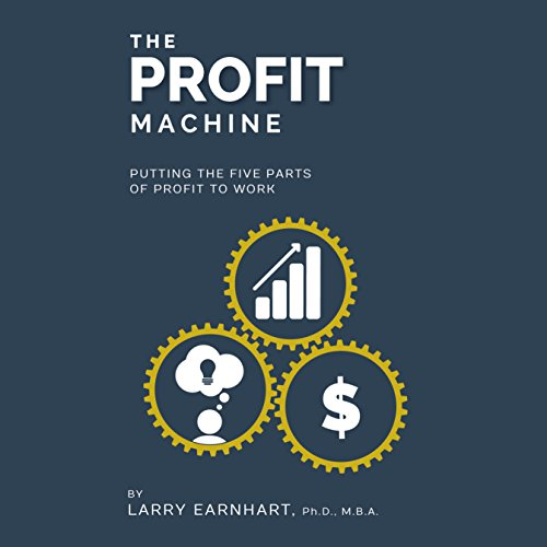 The Profit Machine  By  cover art