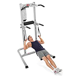 The Bowflex Body Tower is a competent standing pull-up station for your use. But many people have labeled it only for gym and professional use and isn't ...