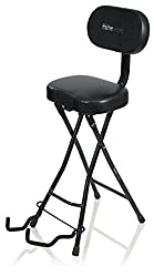 Swell Top 10 Best Guitar Stools And Chairs In 2019 Guitar Pick Zone Ocoug Best Dining Table And Chair Ideas Images Ocougorg