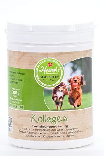 Hannah´s Nature for Pet Kollagen - Bioaktive Kollagenpeptide in Lebensmittelqualität