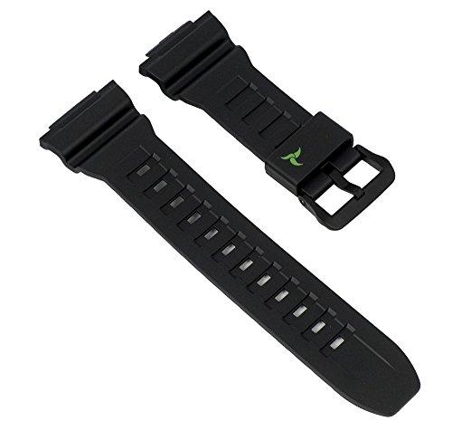 Casio Sports Ersatzband Schwarz für stl-s110h 10500877