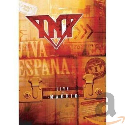 TNT - Live in Madrid [Francia] [DVD]