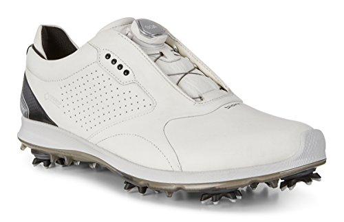 ECCO Herren Mens Biom G 2 BOA GTX Golfschuhe, Weiß (White/Black 51227), 42 EU