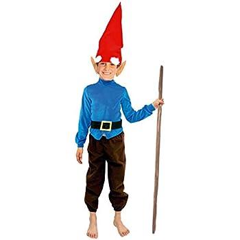Disfraz de Enanito niño Infantil para Carnaval (3-4 años) (+ ...