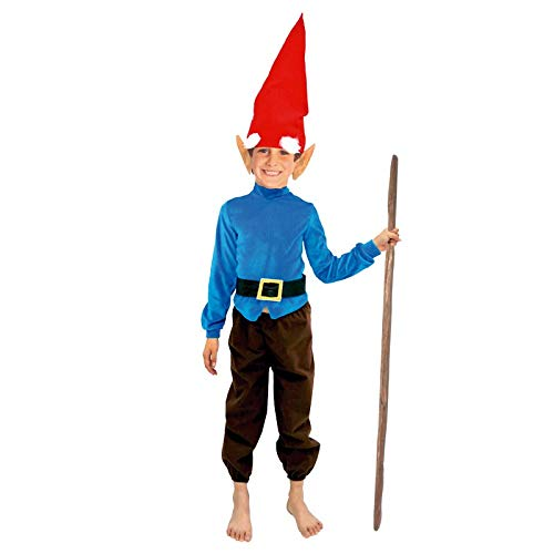 Disfraz de Enanito niño Infantil para Carnaval (7-9 años) (+ Tallas) Carnaval Cuentos