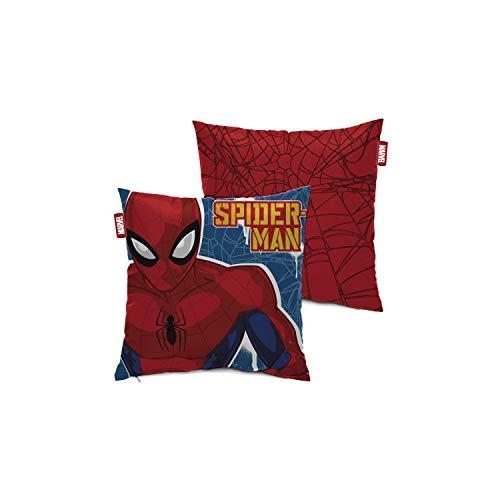ARDITEX SM13272 Cojín de 40x40cm de Marvel-Spiderman
