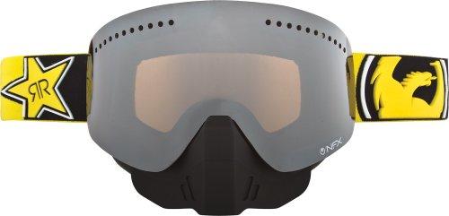 Dragon Alliance Rockstar Adult NFX Snowboard Snowmobile Goggles Eyewear - Ionized/One Size Fits All