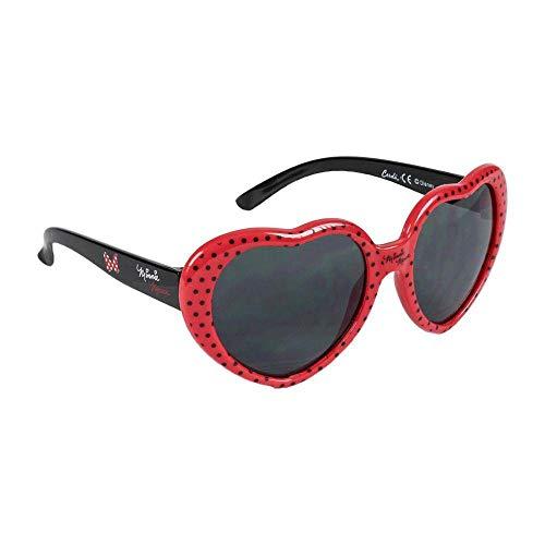 Artesania Cerda Gafas De sol Minnie Occhiali da Sole, Rosso (Rojo), 52 Bambino