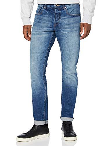Scotch & Soda Herren Ralston 2 Jeans, East Meets West 3720, 34W / 32L