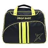 DROP SHOT DB164010 Bolso de Pádel, Unisex Adulto, Negro, M