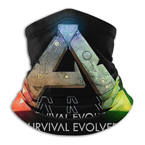 Ark Survival Evolved Kühlender Seiden-Stoff, wiederverwendbar, Kopfbedeckung
