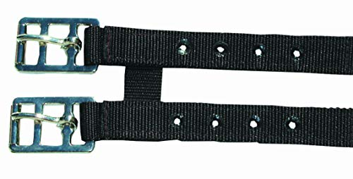 AMKA Sattelgurtverlängerung Nylon verlängert bis ca. 17 cm - Kunststoff - Gurtverlängerer