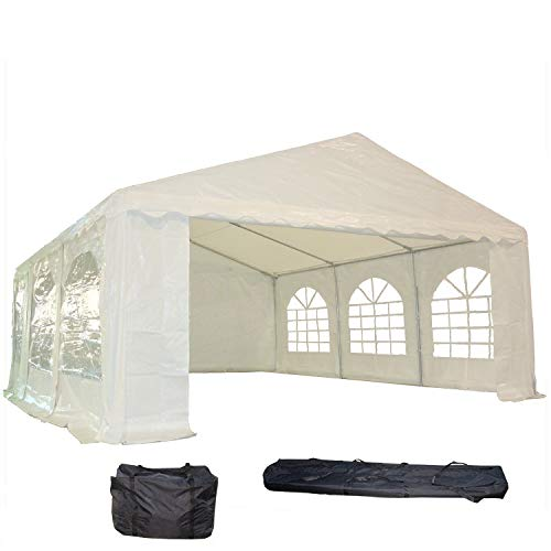 Our #5 Pick is the Delta Canopies Heavy Duty Carport Cover