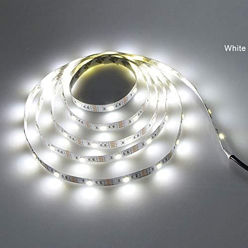 Make-up Spiegel 5V USB Led Flexibele Tape USB Kabel Vanity Spiegel Lamp Decoratie Kan Knippen 1M
