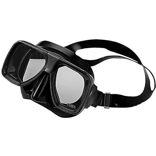 best scuba mask for prescription lenses