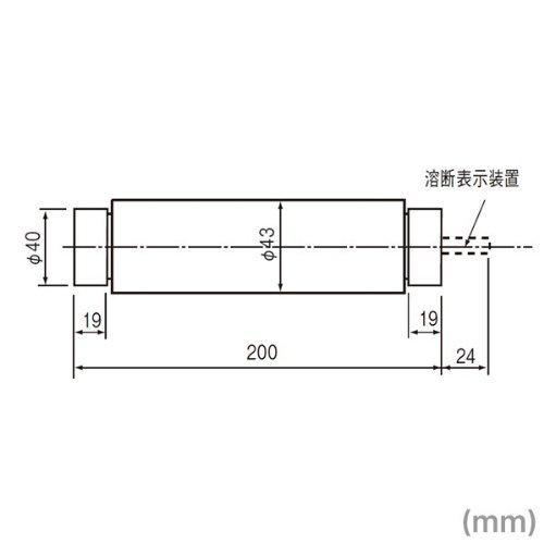 富士電機機器制御 JCシリーズヒューズ JC-6/20