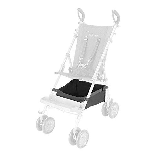 Maclaren Cesta de compras Major diseñada para sillas de transporte para necesidades especiales, Accesorio adecuado para guardar sus pertenencias, se adapta fácilmente a la base del Major Elite