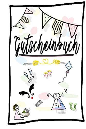 Gutscheinbuch: 12 Gutscheine für mehr Zeit zu Zweit | Gutscheinbuch Partner; Desgin Sketchnotes