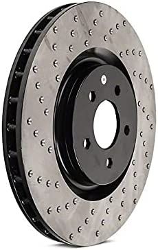 Soldering Stoptech 128.34107CR Sportstop Cryo It is very popular Drilled Rotor Sport Right