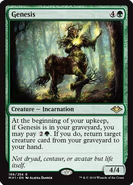 Magic: The Gathering - Genesis - Modern Horizons