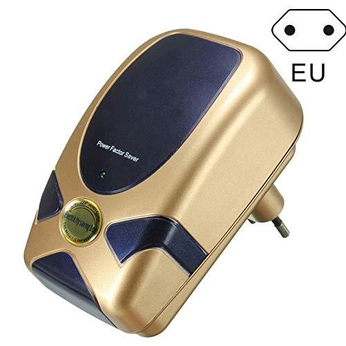 Suppyfly Enchufe Inteligente Ahorrador de energía Caja de Ahorro de Electricidad 90V-250V Herramienta portátil para el hogar Oficina