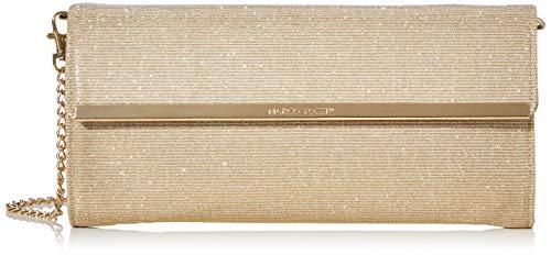 MARCO TOZZI Damen 2-2-61004-34 Clutch Gold (Platinum)