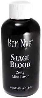 Ben Nye Stage Blood 4 Oz - Costume Accessories