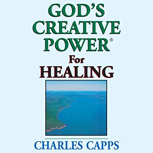 God's Creative Power for Healing  By  cover art