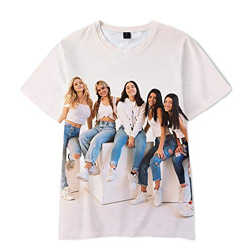 Addison The Best Amazon Price In Savemoney Es Looks like charli d'amelio was dancing too close to the sun. wawni 2020 the hype house 3d t shirt charli d amelio sweatshirts herren damen print addison rae t shirt pullover unisex harajuku trainingsanzug gr m