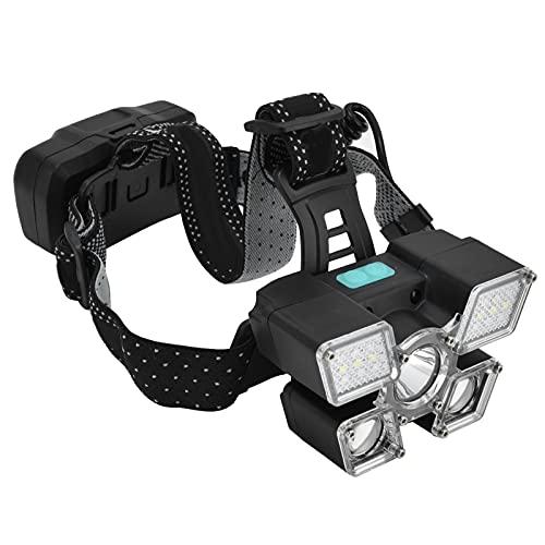 Lámpara De Emergencia, Linterna Frontal LED Y Compacta para Mantenimiento En Interiores para Montañismo