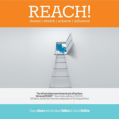 Reach! audiobook cover art