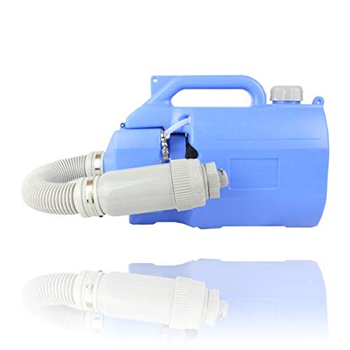 5L ULV Cold Fogger Machine - Disinfectant - Anti-Virus - Poultry Vaccine - Air Purification - Pest Control