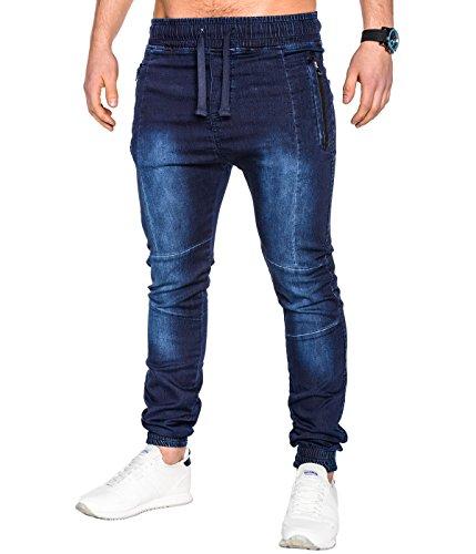 BetterStylz WalterBZ Jogginghose Jeansoptik Style Sweathose Joggerjeans in verschiedenen Ausführungen und Farben