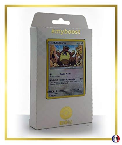 Kangourex 163/236 Holo - Myboost X Soleil & Lune 11 Harmonie des Esprits - Coffret de 10 Cartes Pokémon Françaises