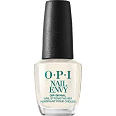 PROVIDES MAXIMUM NAIL STRENGTHENING with hydrolyzed wheat protein and calcium for harder, longer, stronger, natural nails to envy   Awards: Sunday Times Style Beauty Awards 2015, Best Beauty Awards 2015 NAIL STREGTHENER with added calcium and protein...