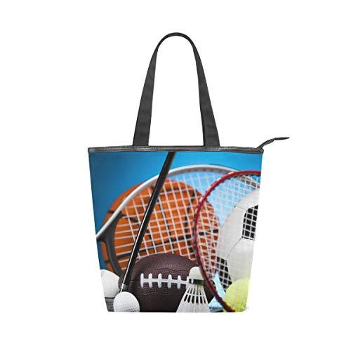 Montoj, borsa a tracolla con palloni sportivi