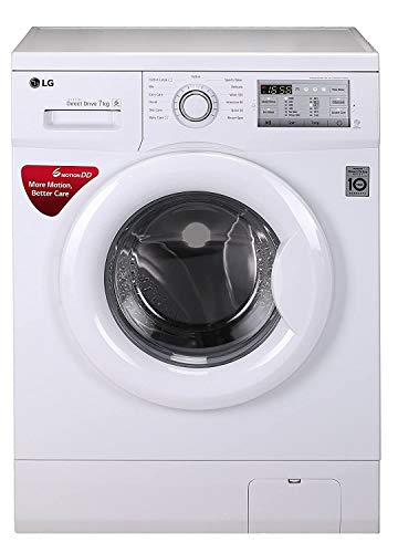 LG 7.0 kg Fully-Automatic Front Loading Washing Machine...