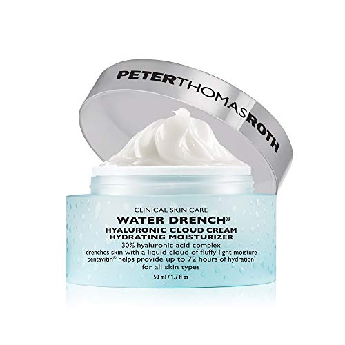 Peter Thomas Roth Water Drench Hyaluronic Cloud Cream Hydrating Moisturizer, 47.3176 Milliliter / 1.6 Fluid Ounce