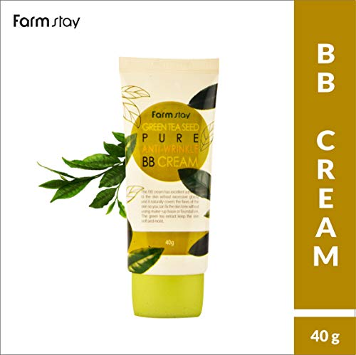 Farm Stay Green Tea Seed Pure Anti-Wrinkle BB Cream 40g/1.3oz