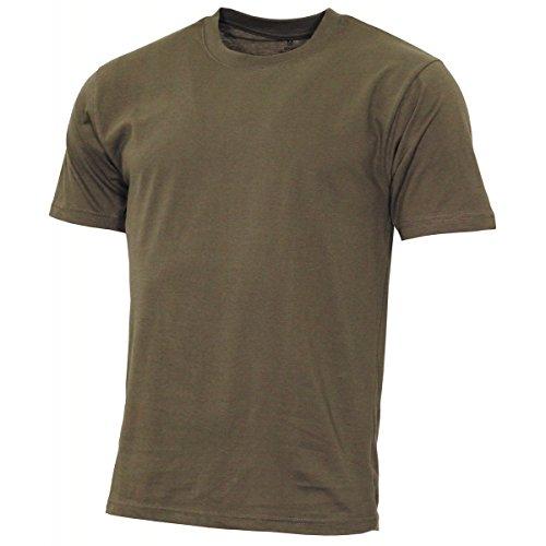MFH US Army Herren Tarn T-Shirt Streetstyle (Oliv/L)