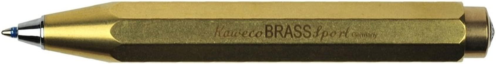 Kaweco Sport Ballpen Brass