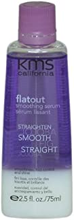 Flat Out Smoothing Serum by KMS, 2.5 Ounce