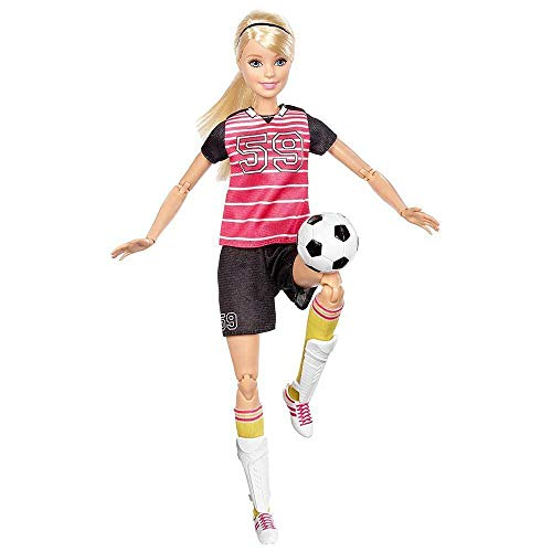 Barbie Made To Move Doll