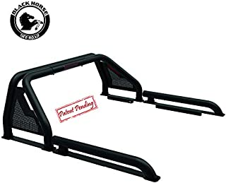 BLACK HORSE GLRB-01B Truck Bed Roll Bar