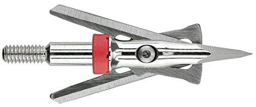 RAGE Hypodermic Crossbow Broadhead, 100g, Multi (39600)