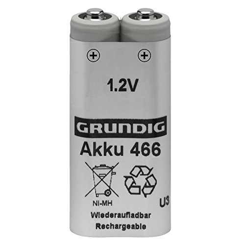 Akkupack 466 (GZS2100) für digitales Diktiergerät Digta 422 und 420, Ersatzakku